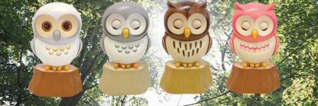 USB owl gadget pet